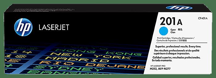 HP LaserJet 201A 青色原装硒鼓