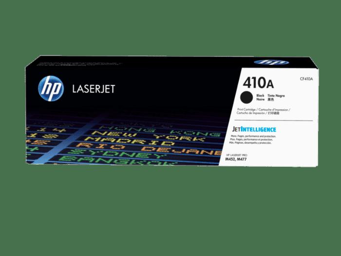 HP LaserJet 410A 黑色原装硒鼓