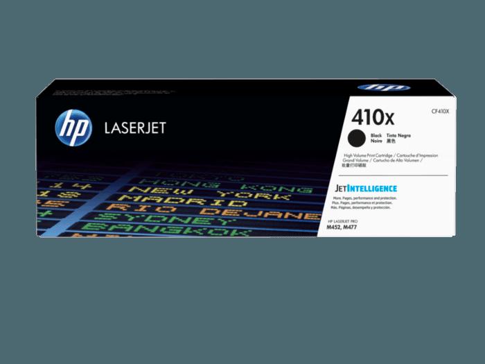 HP LaserJet 410X 高印量黑色原装硒鼓