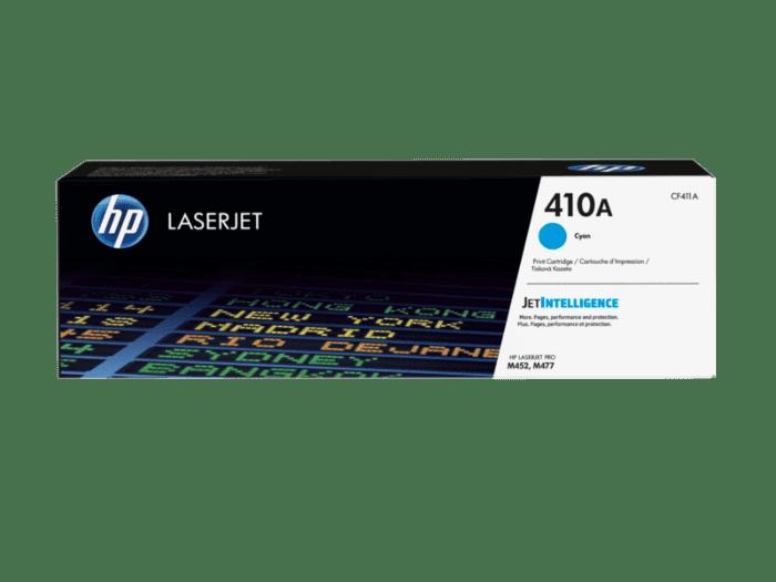 HP LaserJet 410A 青色原装硒鼓