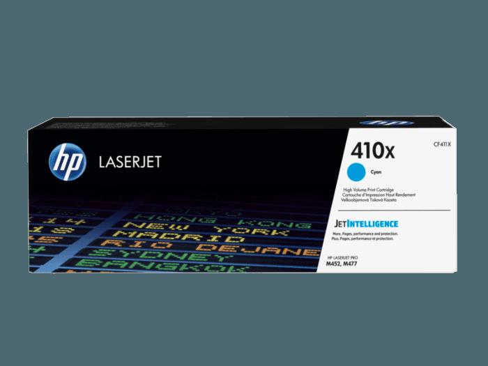 HP LaserJet 410X 高印量青色原装硒鼓