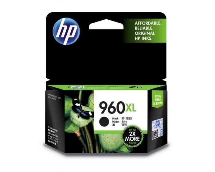 惠普 960XL 高收益黑色原装墨盒