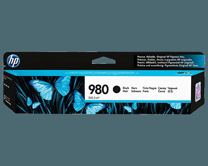 HP 980 号黑色原装耗材