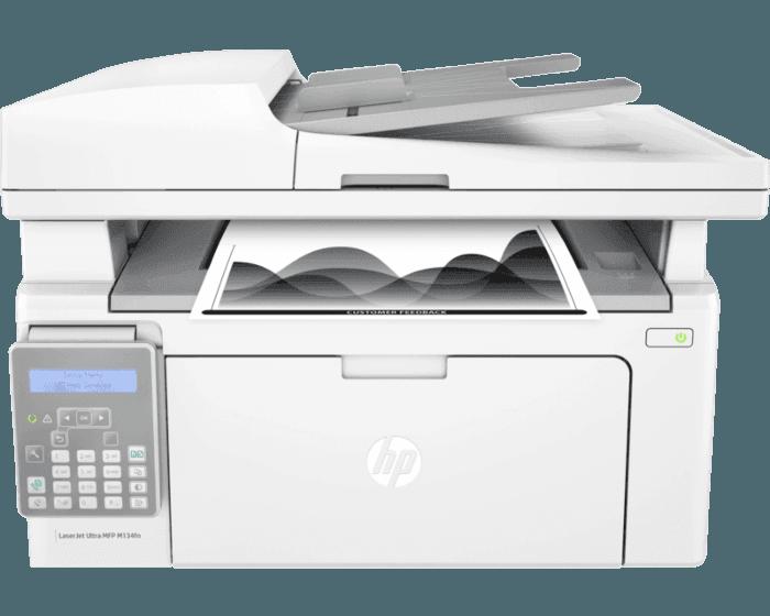 HP LaserJet Ultra M134fn 多功能一体机