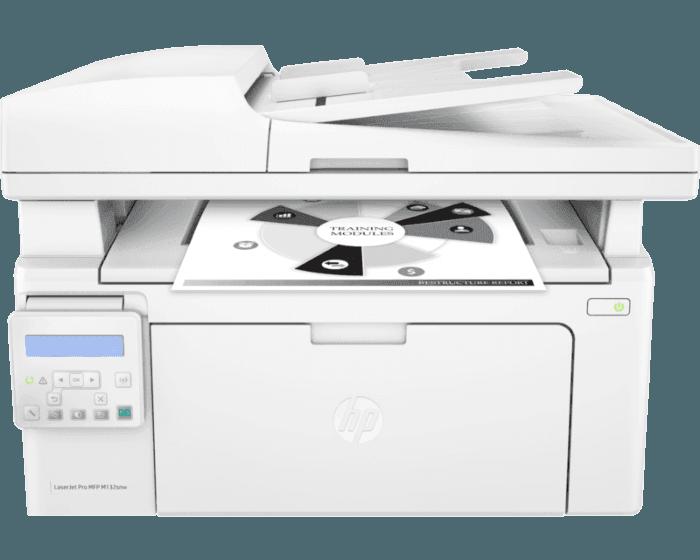 HP LaserJet Pro MFP M132snw 多功能一体机