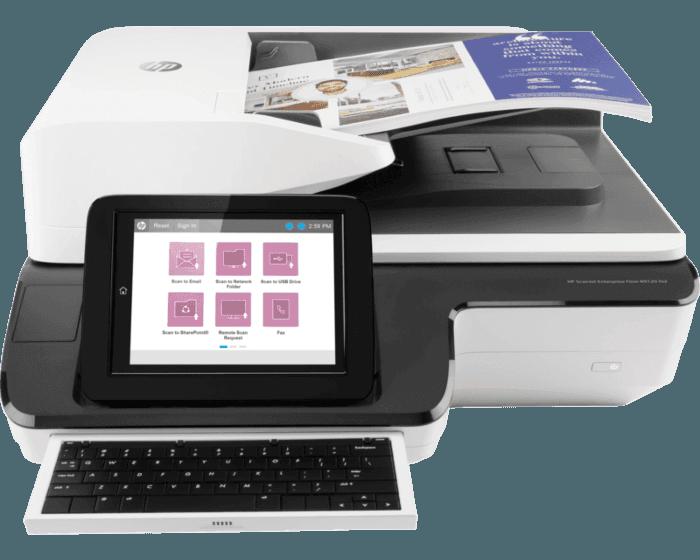 HP ScanJet Enterprise Flow N9120fn2 文档扫描仪