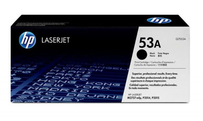 HP 53A 黑色原装 LaserJet 硒鼓