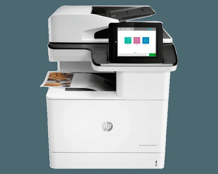 HP Color LaserJet Enterprise MFP M776dn 企业级彩色数码多功能一体机