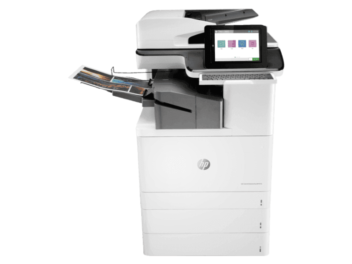 HP Color LaserJet Enterprise Flow MFP M776zs 企业级 Flow 彩色数码多功能一体机