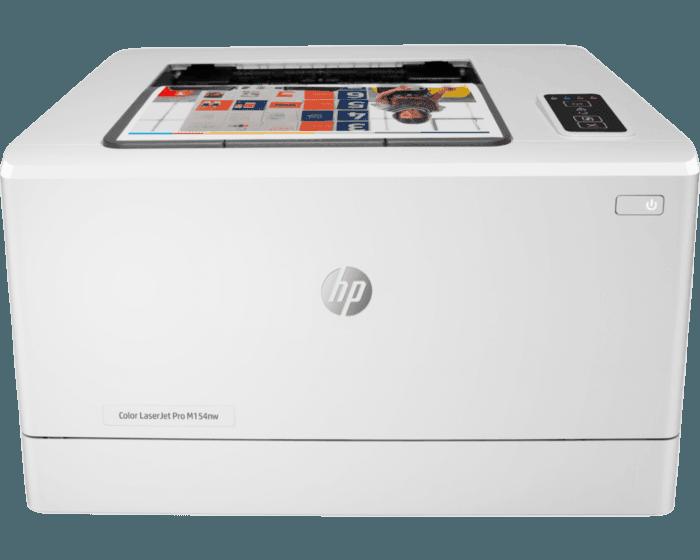 HP LaserJet Pro M154nw彩色打印机