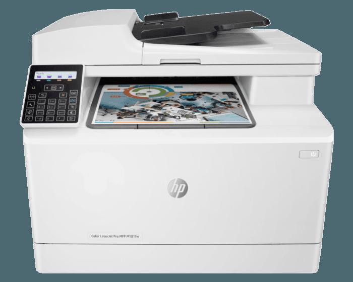 HP LaserJet Pro M181fw彩色激光一体机