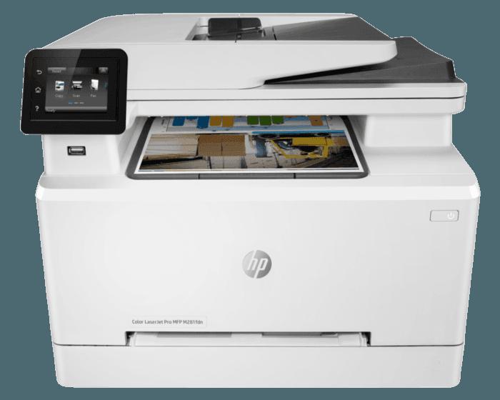 HP LaserJet Pro M281fdn彩色多功能一体机