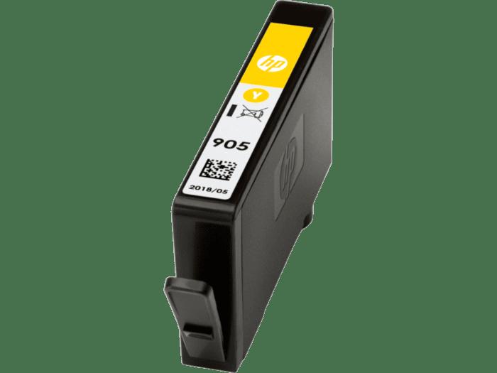 HP 905 号黄色原装墨盒