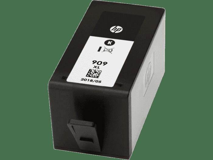 HP 909XL 高印量黑色原装墨盒