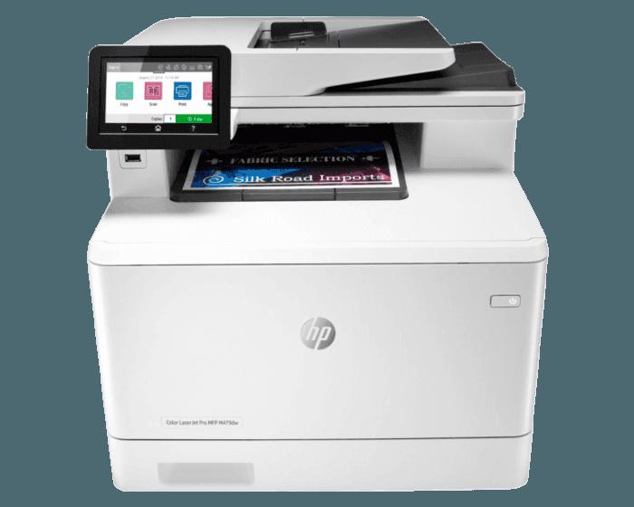 HP Color LaserJet Pro MFP M479dw 彩色激光多功能一体机