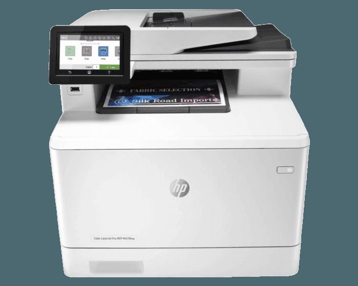 HP Color LaserJet Pro MFP M479fnw 彩色激光多功能一体机