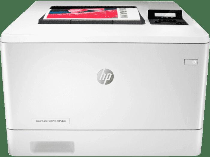 HP Color LaserJet Pro M454dn 彩色激光打印机