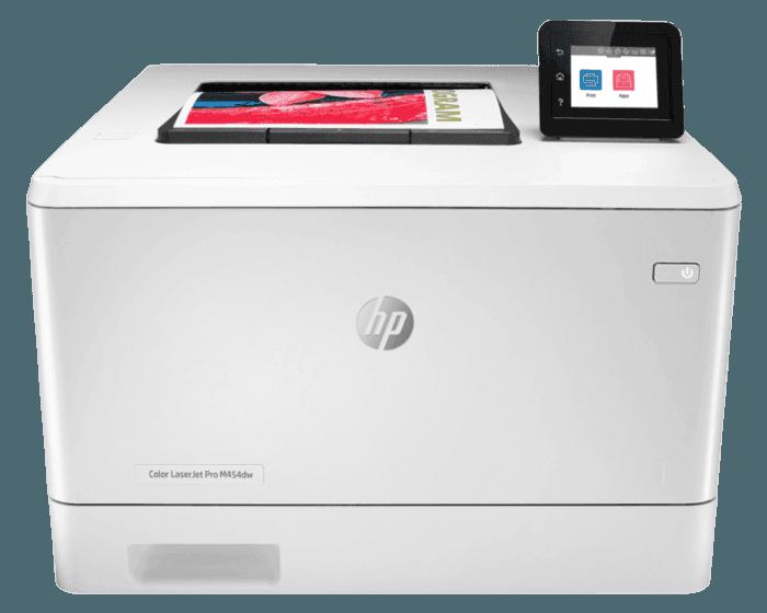 HP Color LaserJet Pro M454dw 彩色激光打印机