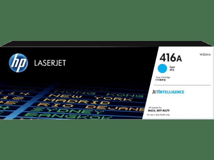 HP 416A 青色原装硒鼓(适用HP Color LaserJet Pro M454/ MFP M479系列)