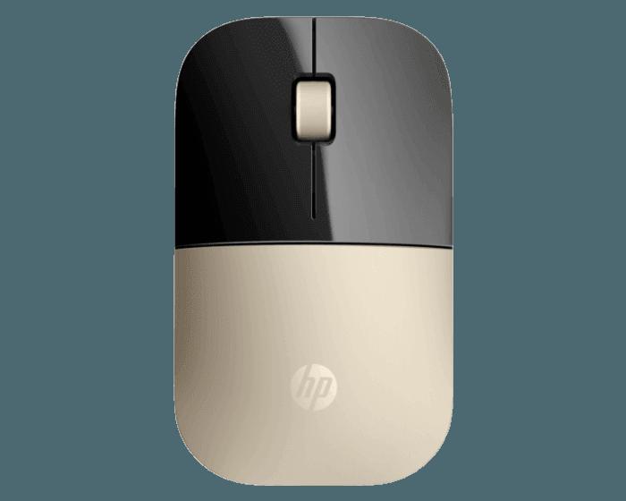 惠普(HP)Z3700金色无线办公鼠标