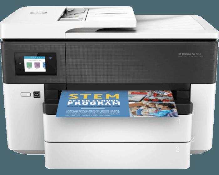 HP OfficeJet Pro 7730 宽幅一体机