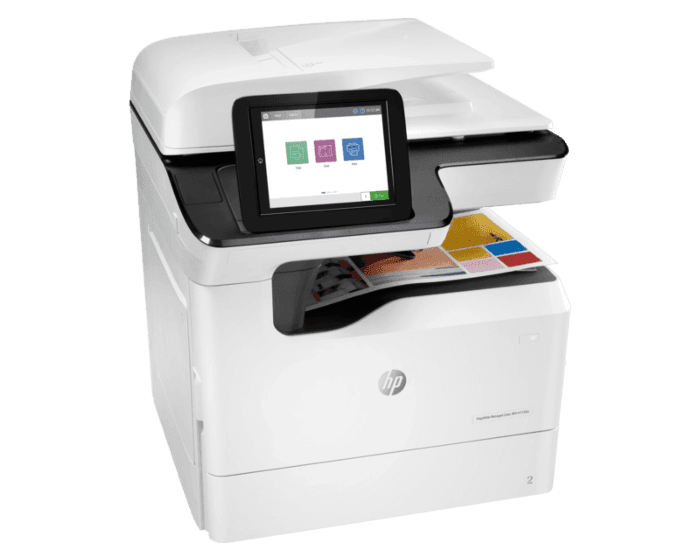 HP PageWide Managed Color MFP P77950dn 管理型彩色页宽复合机