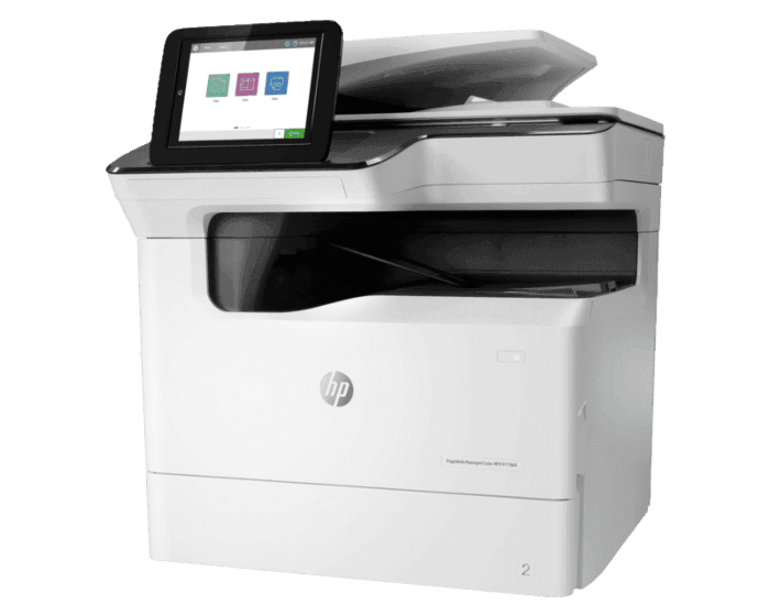 HP PageWide Managed Color MFP P77960dn 管理型彩色页宽复合机