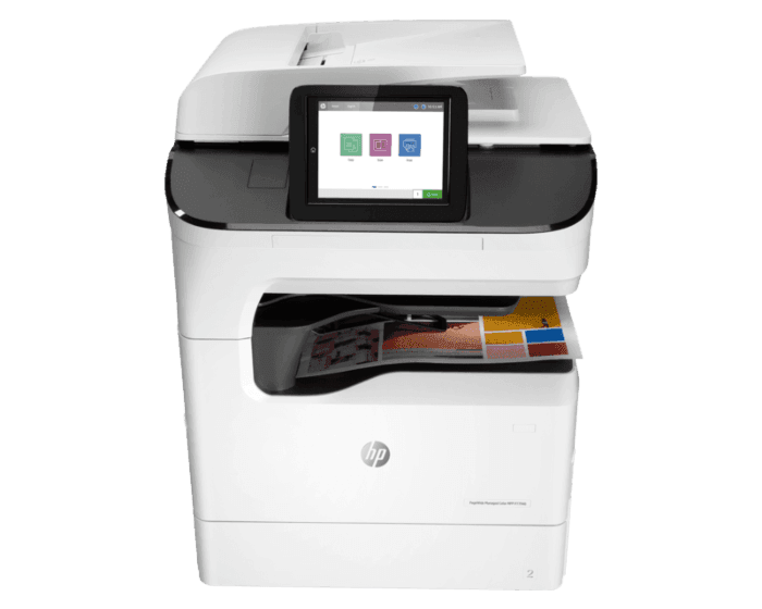 HP PageWide Managed Color MFP P77940dns 管理型彩色页宽复合机