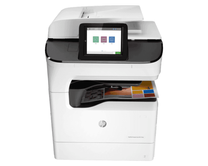HP PageWide Managed Color MFP P77950dns 管理型彩色页宽复合机