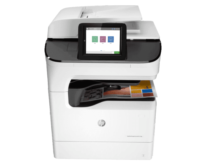 HP PageWide Managed Color MFP P77960dns 管理型彩色页宽复合机