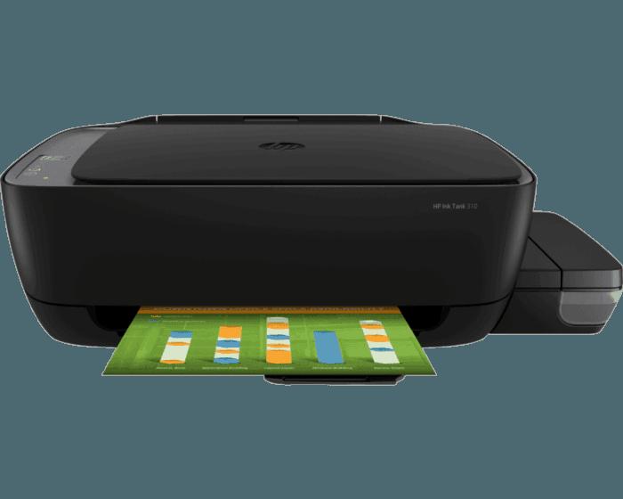 HP Ink Tank 310