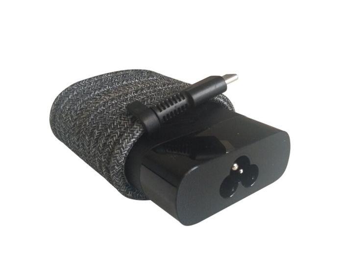 惠普(HP)USB-C 65W轻薄旅行电源适配器 Type-c充电器电源