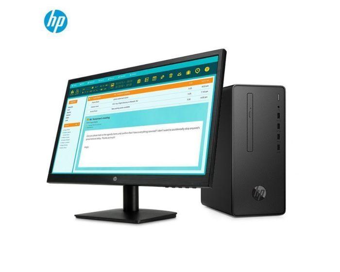 HP Desktop Pro G2 MT(Intel i5-9500;4G DDR4 2666;1TB机械;无线网卡带蓝牙;180W电源;三年有限保修;21.5英寸显示器)