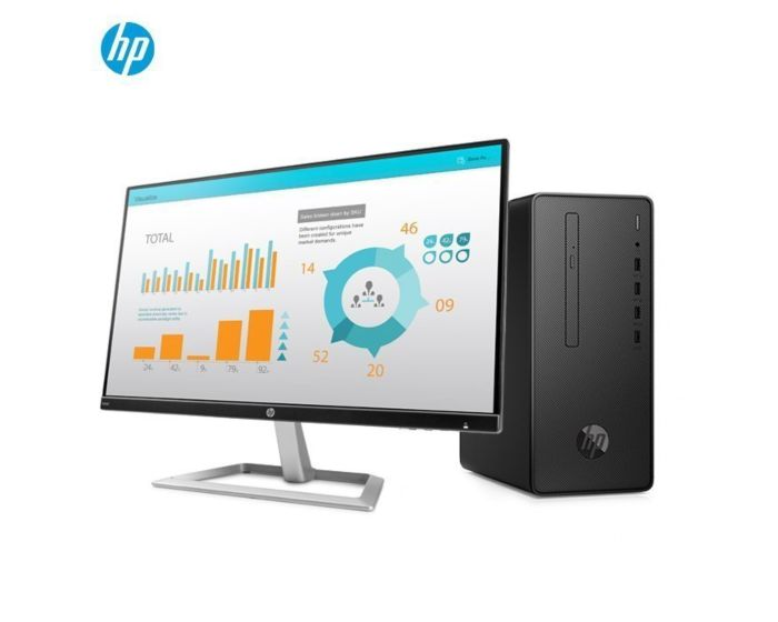 DesktopProG2MT(Intel i5-9500;8G;256G固态;无线网卡带蓝牙;180W电源;3-3-3有限保修;23.8英寸显示器)