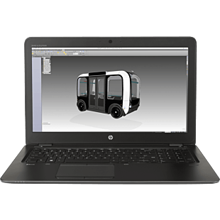 HP ZBook 15u G4 移动工作站