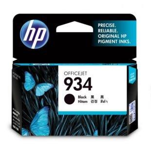 HP 934 号黑色原装墨盒