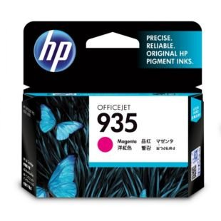 HP 935 号品红色原装墨盒