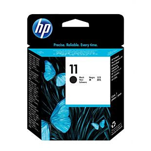 HP 11 号黑色打印头