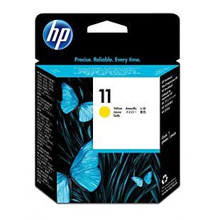HP 11 号黄色打印头