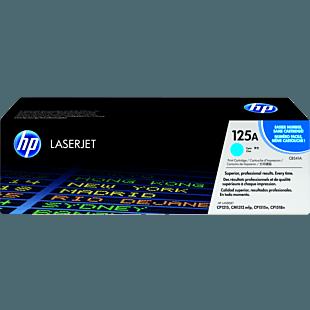 HP 125A 青色原装 LaserJet 硒鼓