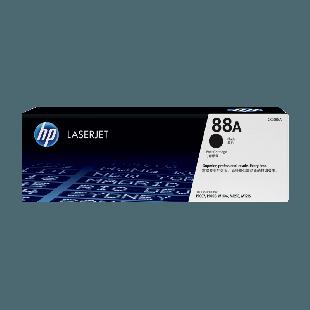 HP 88A 黑色原装 LaserJet 硒鼓
