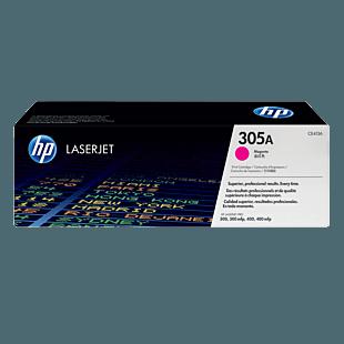 HP 305A 品红色原装 LaserJet 硒鼓