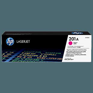 HP LaserJet 201A 品红色原装硒鼓