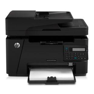HP LaserJet Pro MFP M128fn 激光多功能一体机