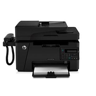 HP LaserJet Pro MFP M128fp 激光多功能一体机