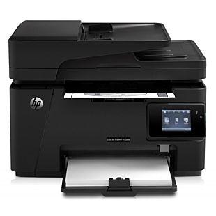 HP LaserJet Pro MFP M128fw 激光多功能一体机