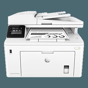 HP LaserJet Pro M227fdw 多功能一体机