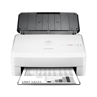 HP ScanJet Pro 3000 s3 馈纸式扫描仪