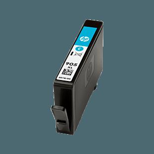 HP 905XL 高印量青色原装墨盒