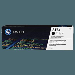 HP LaserJet 312A 黑色原装硒鼓